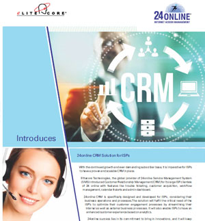 CRM Solution Brochure